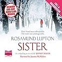 Sister Audiobook by Rosamund Lupton Narrated by Juanita Mahon