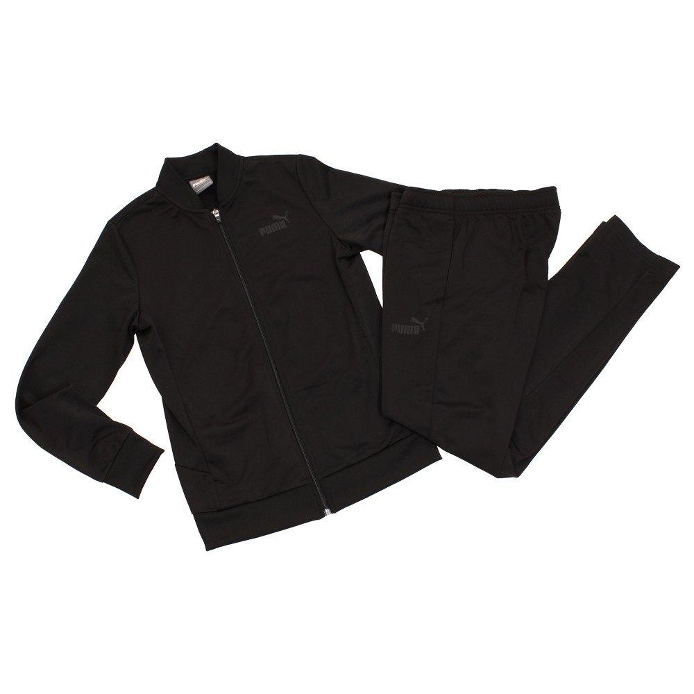 [プーマ] トレーニングウェア スーツ ジャケット パンツ [レディース] 851960 B0792R489H XL|ブラック/ブラック ブラック/ブラック XL