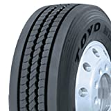 Toyo M-154 Commercial Truck Tire - 265/75-22.5 135L