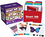 518pDFz1EmL. SL160  Educational Insights Smart Talk Card Sets 2   School and Community