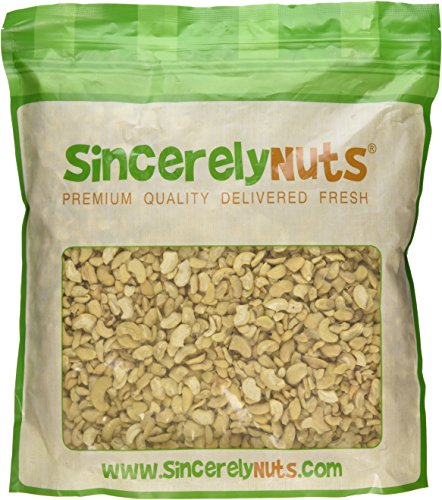 Sincerely Nuts Cashew Pieces Unsalted