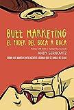 img - for Buzz marketing. El poder del boca a boca book / textbook / text book