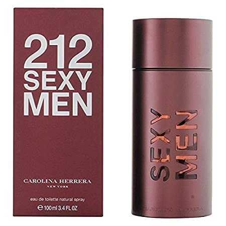 2b52f14fe Amazon.com : 212 Sexy by Carolina Herrera For Men. Eau De Toilette Spray  3.4-Ounces : Beauty