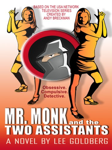 Read Online Mr. Monk and the Two Assistants (Thorndike Large Print Laugh Lines) ebook