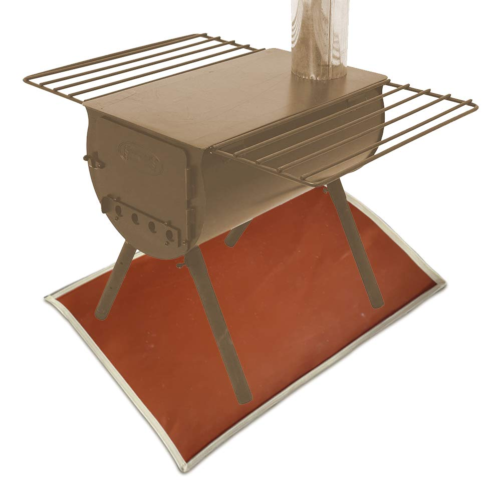 WINTENT Fire-Resistant Cushion Mat for Wood Stove