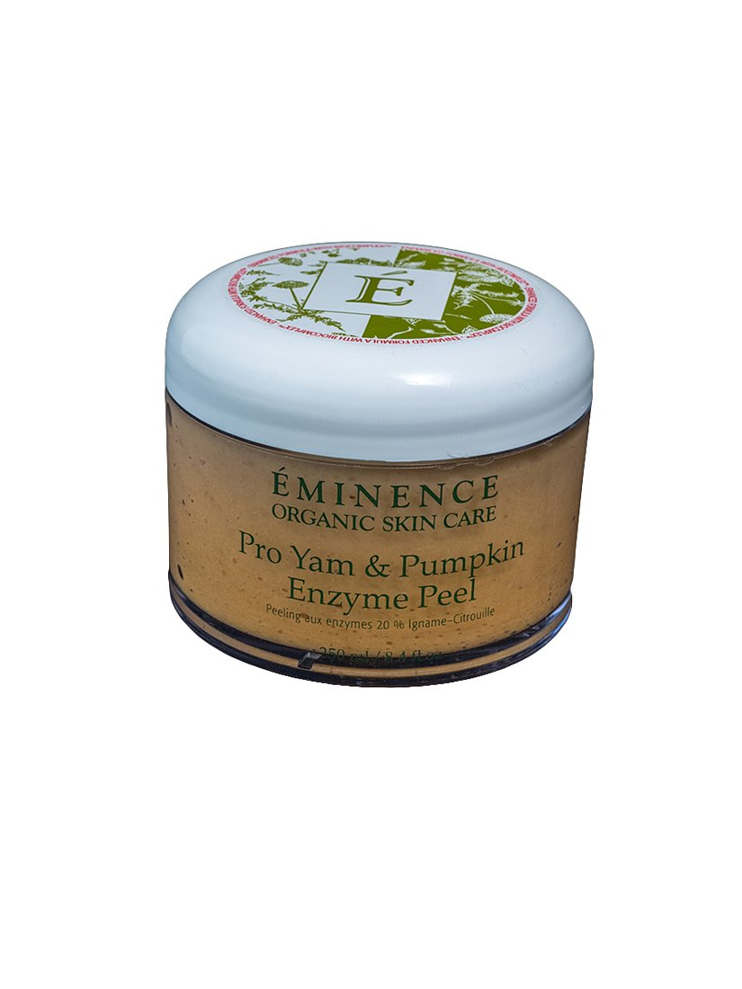 Eminence Organic Skincare Pro Enzyme Peel, Yam and Pumpkin, 8.4 Fluid Ounce