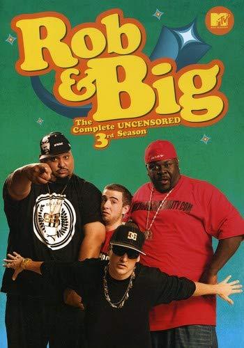 Rob and Big: Season 3 Drama Rob Dyrdek Melissa Dino Tim Carter