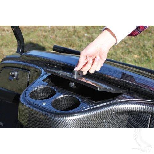 Yamaha Drive Custom Dash Insert - Carbon Fiber