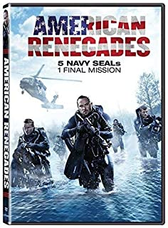 Book Cover: American Renegades