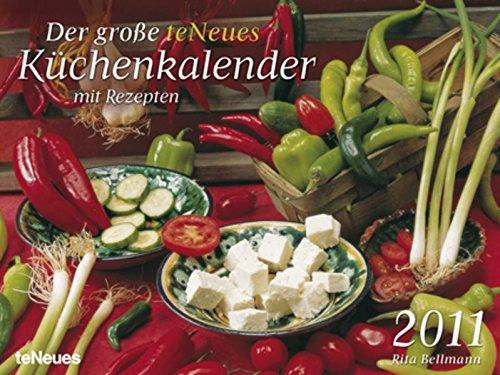 Der große teNeues Küchenkalender 2011
