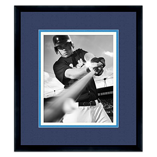 Tampa Bay Rays Classic Black Wood Photo Frame Made to Display 11x14 Photos (Tampa Bay Rays Pictures)
