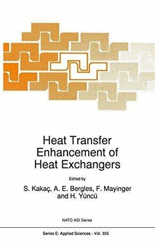 Heat Transfer Enhancement of Heat Exchangers (NATO ASI Series E – Vol 355) Pdf