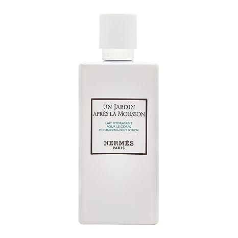 Hermès - Leche perfumada para el cuerpo un jardin après la mousson: Amazon.es