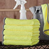 Amazon Basics Ultra-Absorbent Microfiber Cleaning