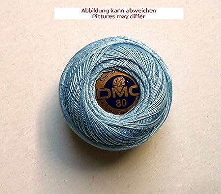 DMC funda Toalla ganchillo hilo Punta grosor 80 5 gr FB.800 color ...