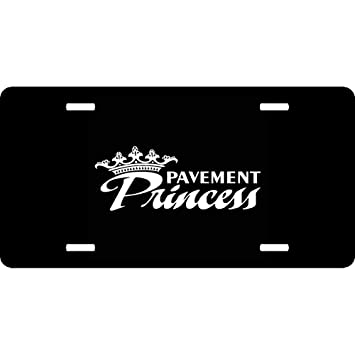 URCustomPro Customized Personalized Novelty Front License Plate Decorative Vanity Car Tag