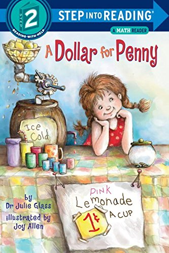 A Dollar For Penny (Step-Into-Reading, Step - Glasses Penny