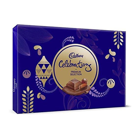 Cadbury Celebrations Premium Assorted Chocolate Gift Pack, 286.3 g (Pack of 2)