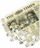 Times Newspaper Front Cover Jigsaw