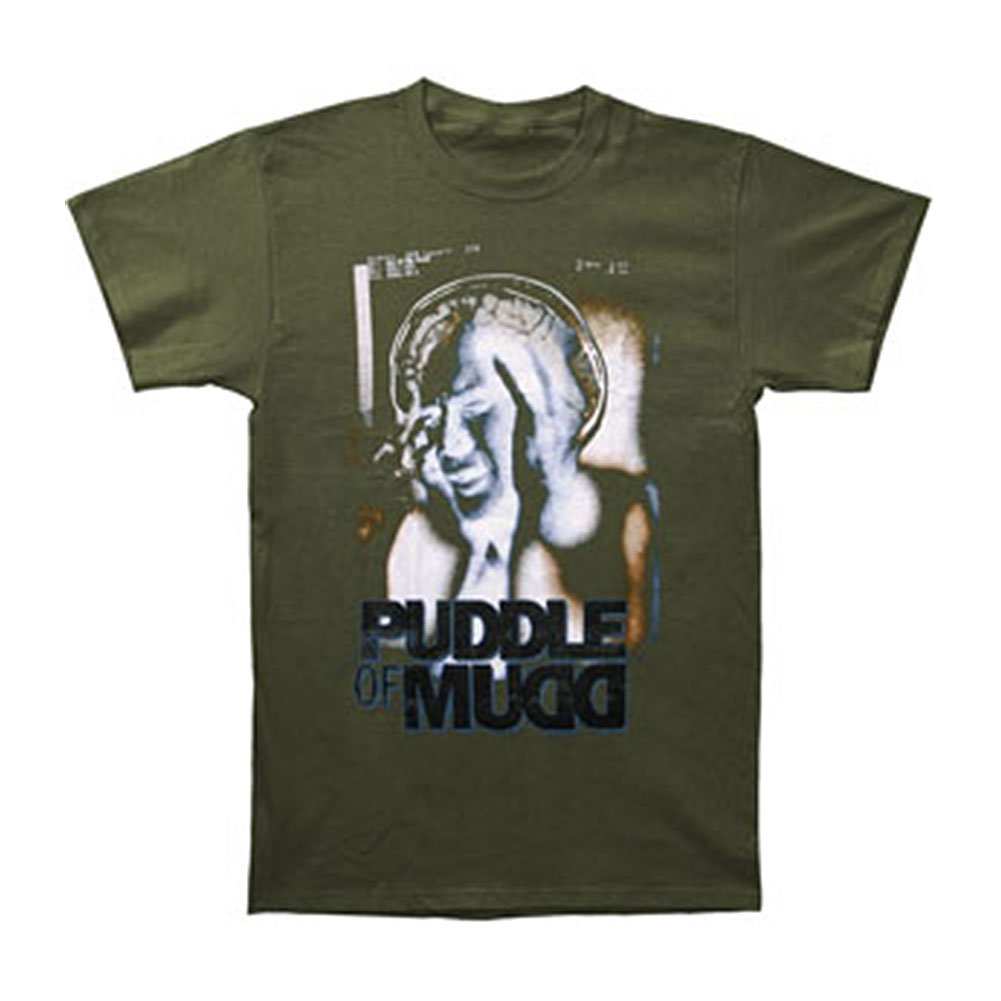 Amazon com: Puddle Of Mudd Men's Out Of My Head T-shirt