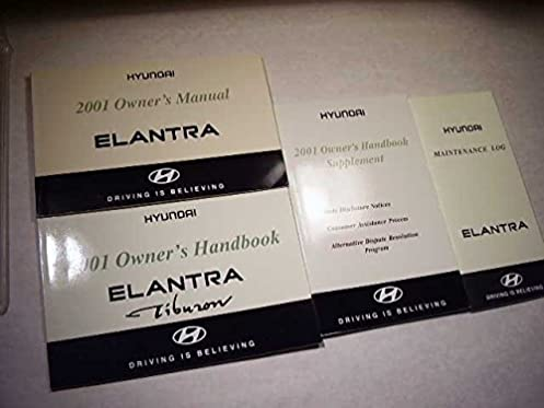 2001 hyundai elantra owners manual hyundai amazon com books rh amazon com hyundai elantra owners manual 2014 hyundai elantra owners manual 2016