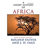 A Short History of Africa | Roland Oliver,J. D. Fage