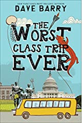 The Worst Class Trip Ever Hardcover