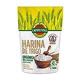Campo Vivo Harina de Trigo Orgánica, 800 g