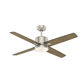 Casablanca Fan Company 59342 Axial Ceiling Fan Casablanca Light With Wall  Control, 52u0026quot;,