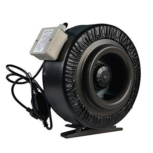 Enjoi Inline Duct Fan 4