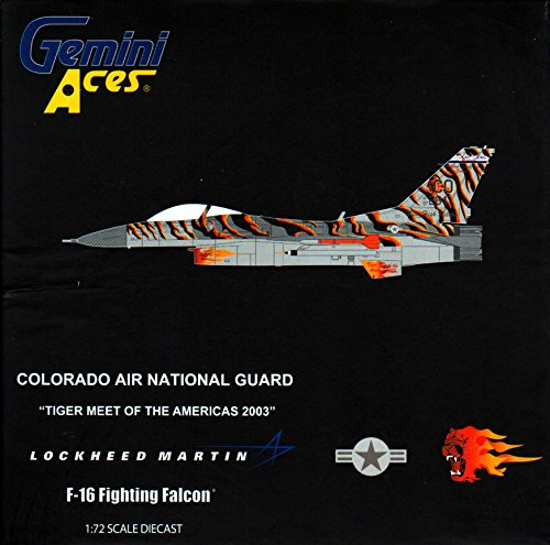 GEMGA5005 1:72 Gemini Aces F-16 Fighting Falcon Colorado for sale  Delivered anywhere in USA
