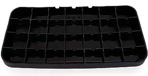 Xianxus Golf Ball Tray (Can Hold 100 Golf Balls) Rubber Durable