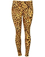 Women's Stylish Liger Design Leggings