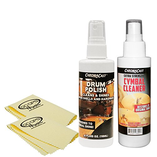 - ChromaCast Drum Polish liquid