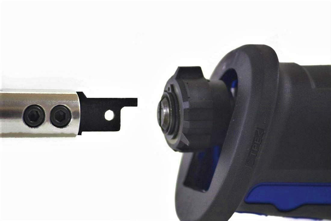 SHAGSALL Reciprocating Saw Adapter Power Tool Adapter for RECIPROCATING Saw Works with VAC U...