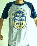 Beer Chang Mens Sport T Shirts Short Sleeves (Grey, Medium)