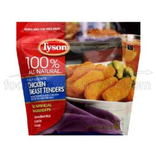 Price comparison product image Tyson Chicken Breast Tender, 13.25 Ounce -- 8 per case.