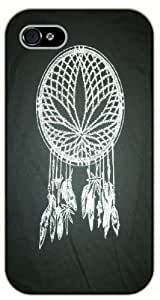 For SamSung Galaxy S5 Case Cover Weed and dope - Dreamcatcher - black plastic case / Verses, Inspirational and Motivational