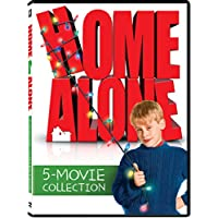 Deals on Home Alone 5-Movie Collection (Bundle)
