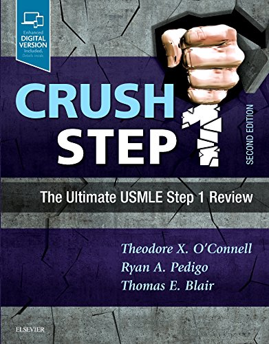Crush Step 1: The Ultimate USMLE Step 1 Review 2nd Edition