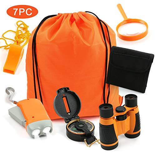 Scott Malone Outdoor Exploration Kit for Kid with