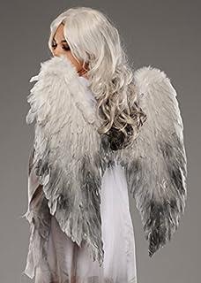 Men Ladies Extra Large Black Dragon Demon Cosplay Wings Fancy Dress Costume Prop