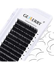 8-25mm GEMERRY Individuele Wimpers Wimperextensions Dikte 0.05/0.07/0.15/0.18/0.20mm Eyelash Extensions