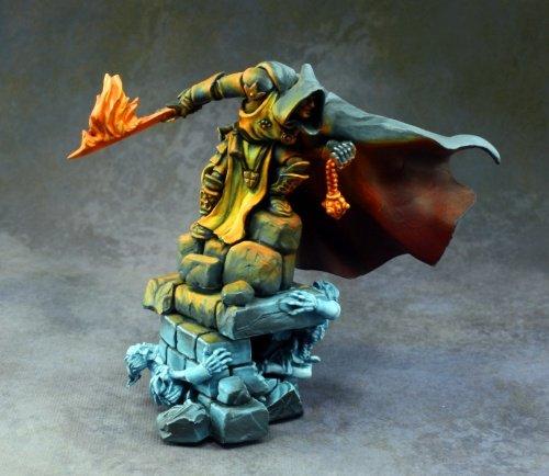 Reaper Jonas Kane Undead Hunter Miniature 25mm Heroic Scale Dark Heaven Legends Miniatures