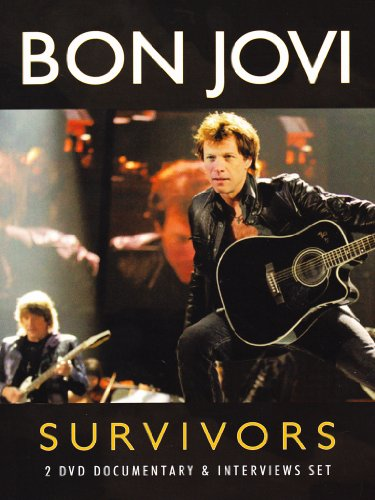DVD : Bon Jovi - Survivors (2 Disc)