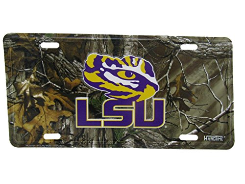 (AES LSU Louisiana Football Realtree Camouflage 6