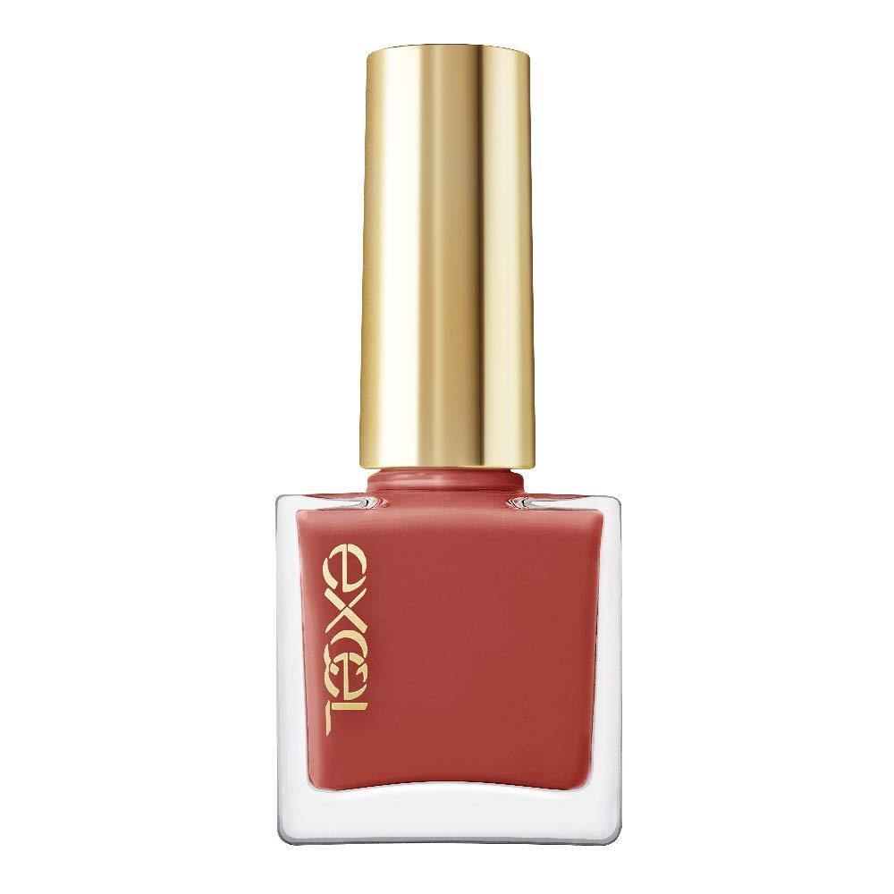 イエベ春タイプの女性に似合う色「レッドオレンジ」のネイルポリッシュの画像