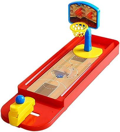 LZH Juegos De Mesa Interactivos Juegos De Mesa De Baloncesto Juguetes para Niños Catapulta De Dedos: Amazon.es: Hogar
