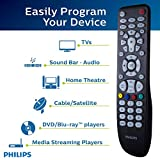 Philips Backlit Universal Remote Control For