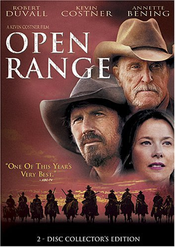 Open Range by Touchstone Home Entertainment